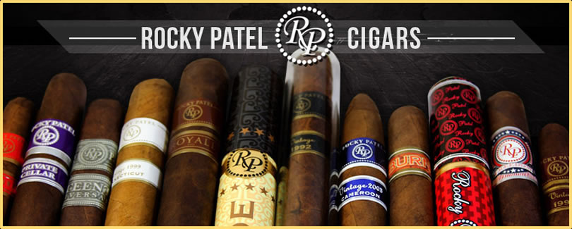 rocky patel cigar banners
