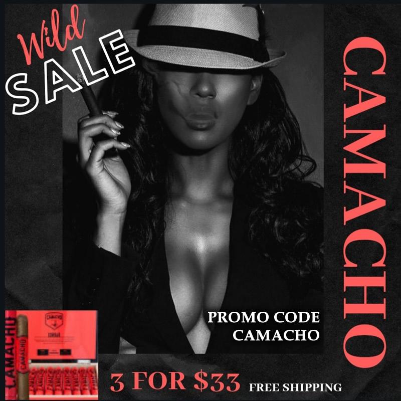 3 Camacho Wild Sale