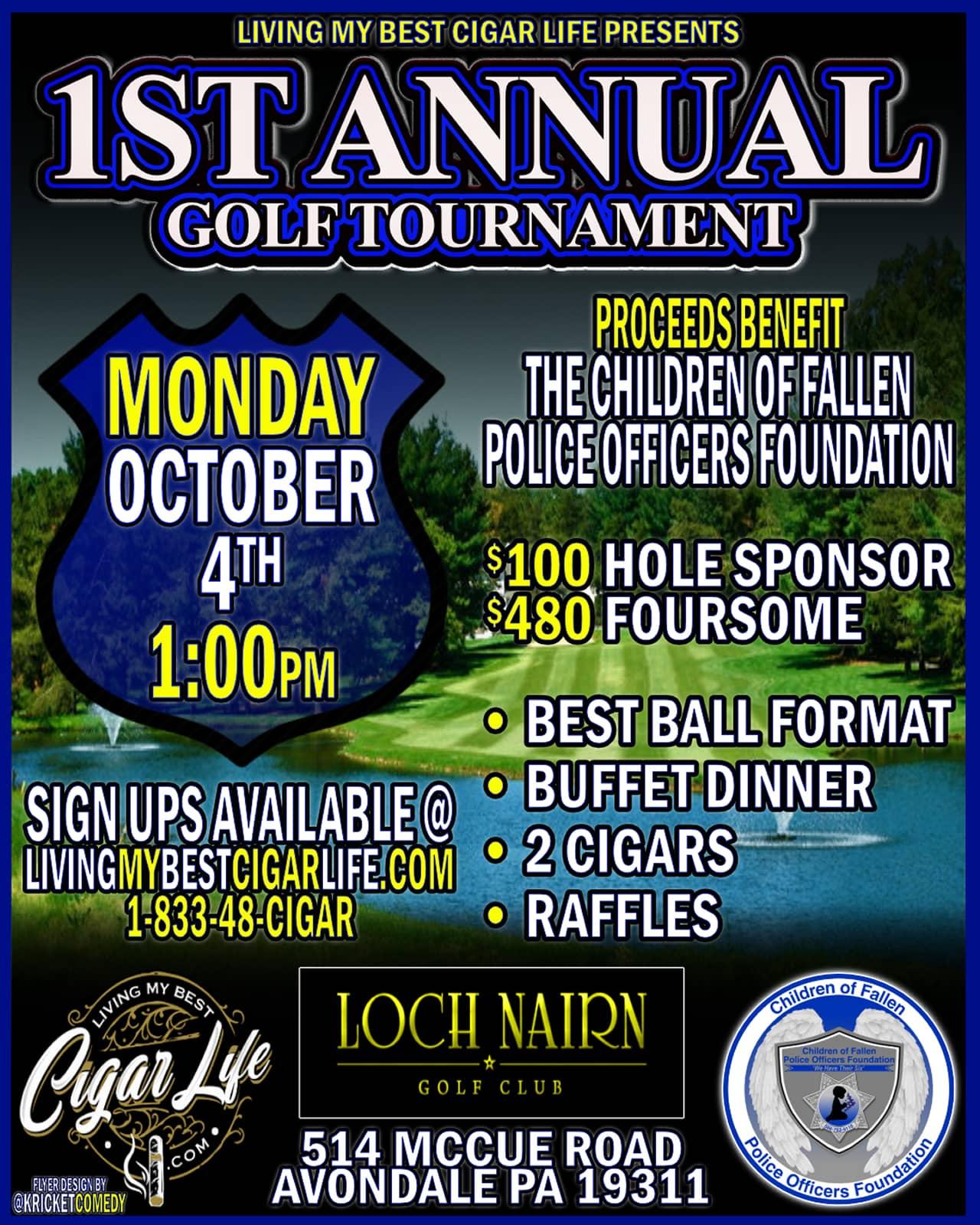 LOCK Nairn Golf Tournament