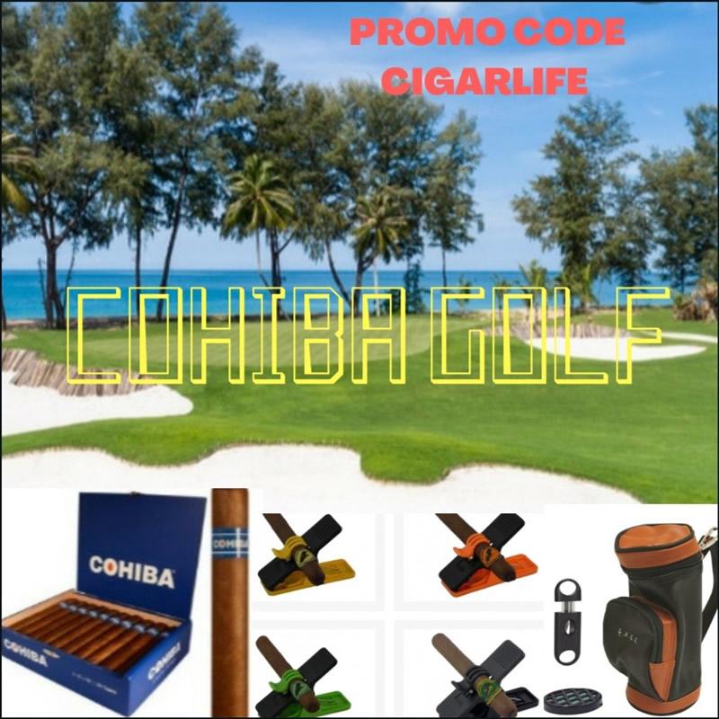 Cohiba Blue Golf