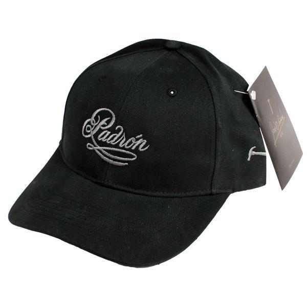 Padron Baseball Cap Black