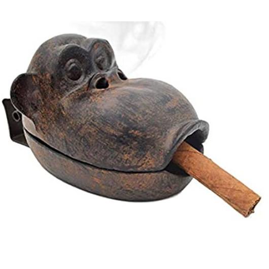 Cast Iron Funny Monkey