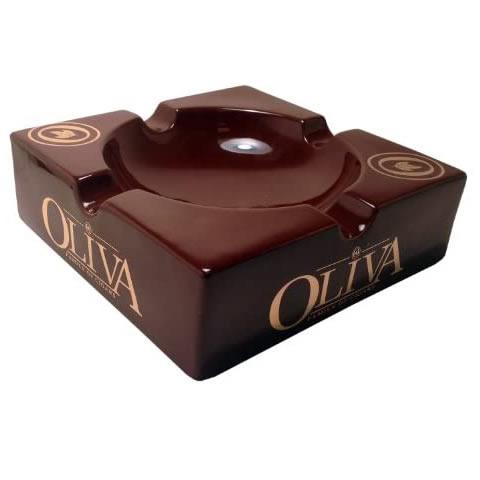 Oliva, Brown Ceramic