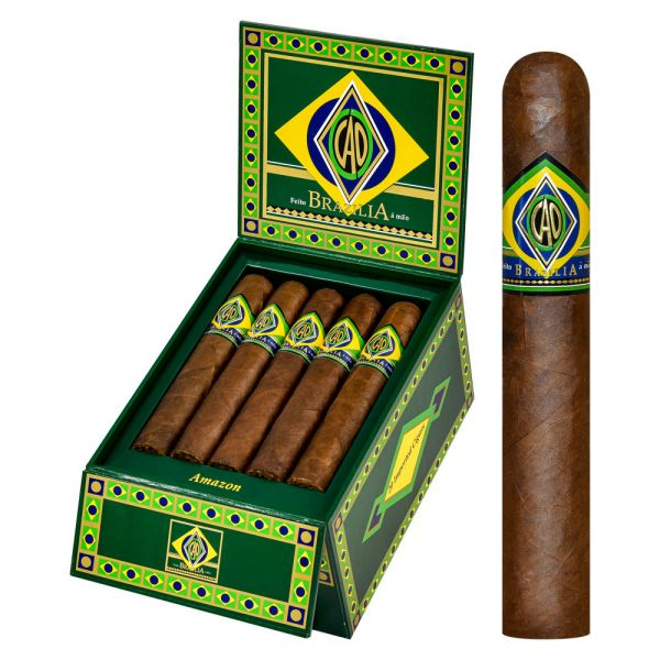 CAO Brazilia Amazon Natural