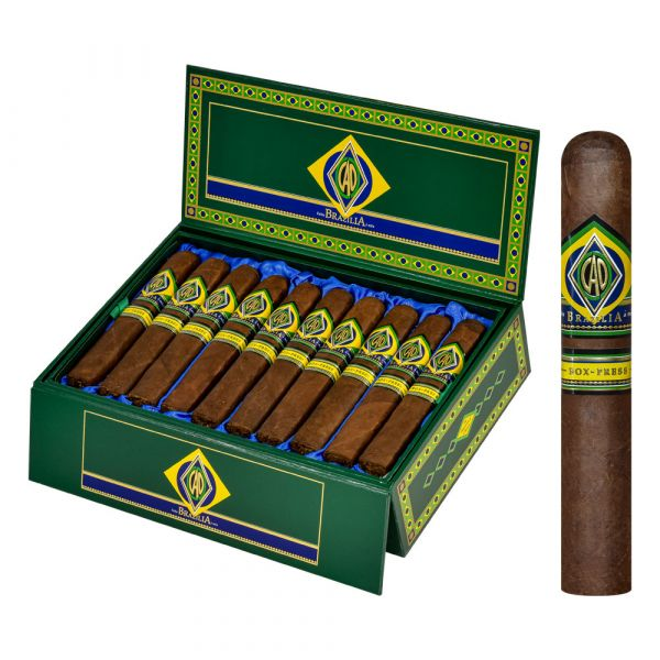 CAO Brazilia Box Press Natural