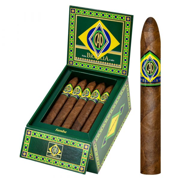 CAO Brazilia Samba Natural