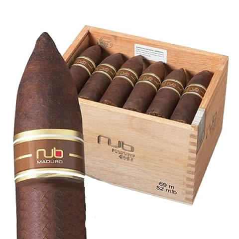 NUB by Oliva - Cameroon 466 BP Torpedo-Box Pressed