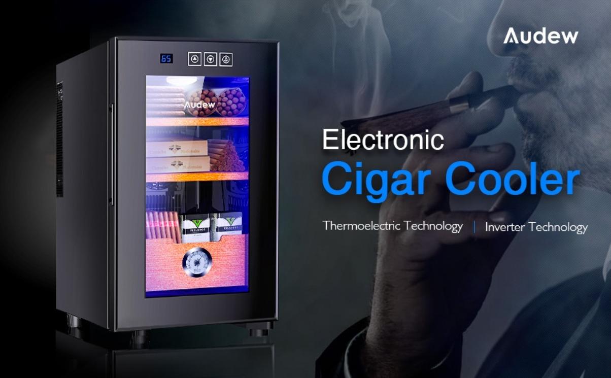 Audew JC-23C1 Electronic Cigar Cooler