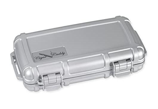 Cigar Caddy 3400-R Silver