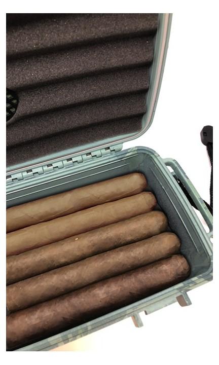 Cigar Caddy 15 (Camouflage)