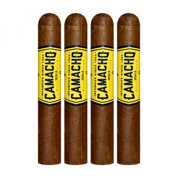 Camacho Criollo Robust Cigars